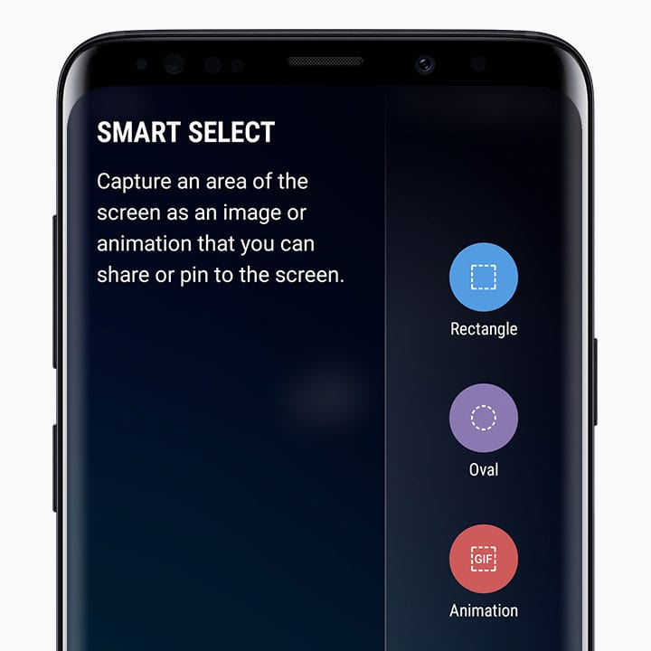How To Take a Partial & Selected Area Screenshot On Samsung Galaxy