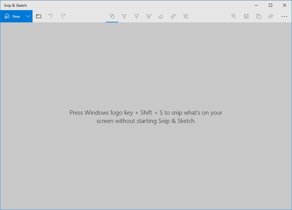 How To Take a Screenshot On Windows 10 Using Snip & Sketch