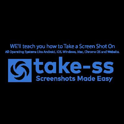 How To Take A Screenshot